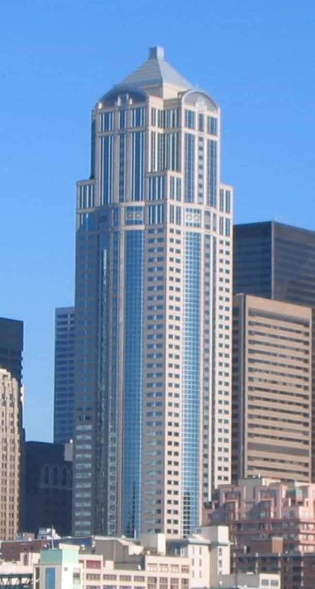 1201 Third Avenue is listed (or ranked) 3 on the list List of Famous Seattle Buildings & Structures