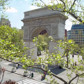 Washington Square Park is listed (or ranked) 20 on the list The Top Must-See Attractions in New York