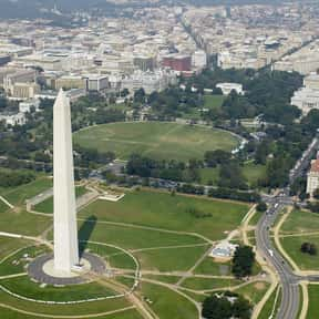 Washington, D.C. is listed (or ranked) 4 on the list The Best U.S. Cities for Vacations