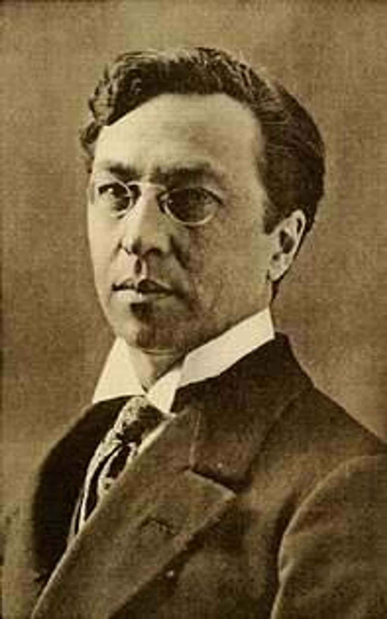 Wassily Kandinsky is listed (or ranked) 3 on the list Famous German Expressionism Artists