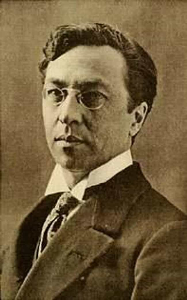 Wassily Kandinsky is listed (or ranked) 3 on the list Famous Expressionist Artists