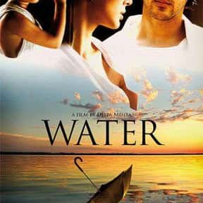 Water is listed (or ranked) 17 on the list The Best Movies With Water in the Title
