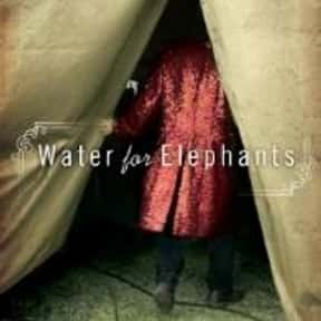 Water for Elephants is listed (or ranked) 24 on the list The Best Books With Elephant in the Title