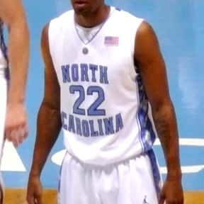 Wayne Ellington is listed (or ranked) 21 on the list The Greatest UNC Tar Heels Basketball Players of All Time
