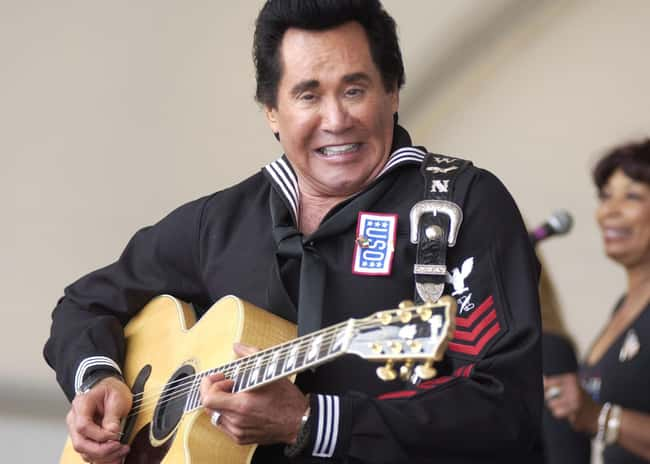 Wayne Newton is listed (or ranked) 8 on the list Celebrities Who Actually Support Donald Trump