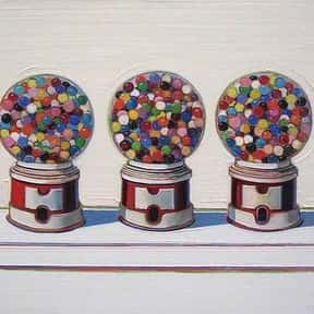Wayne Thiebaud is listed (or ranked) 11 on the list Famous California State University, Sacramento Alumni
