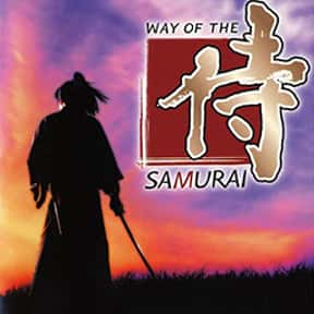 Way of the Samurai is listed (or ranked) 10 on the list The Best Samurai Games, Ranked