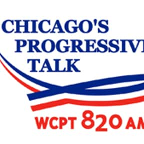 WCPT is listed (or ranked) 16 on the list Progressive Talk Radio Radio Stations and Networks