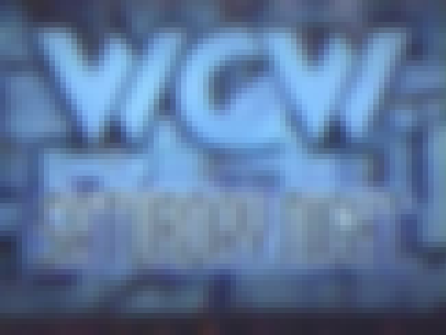 WCW Saturday Night is listed (or ranked) 3 on the list World Championship Wrestling Shows and TV Series