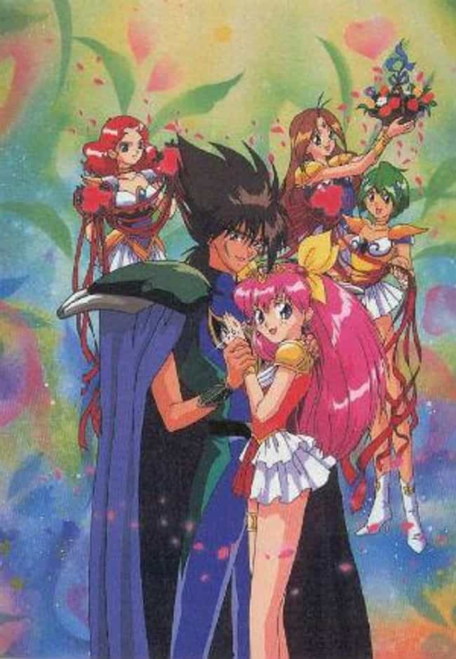 Wedding Peach is listed (or ranked) 2 on the list The 10 Most Shameless Rip-offs Of Sailor Moon