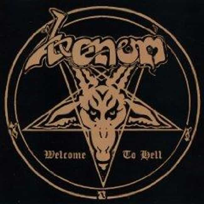 Welcome to Hell is listed (or ranked) 1 on the list The Best Venom Albums of All Time