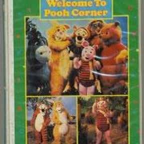 Welcome to Pooh Corner is listed (or ranked) 8 on the list The Best Puppet TV Shows