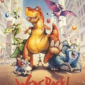 We're Back! A Dinosaur's Story is listed (or ranked) 10 on the list All Of Your Favorite Non-Disney Movies From The '90s