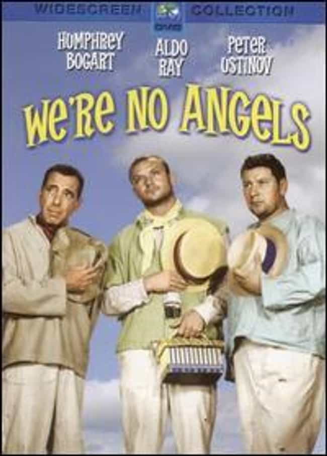 We're No Angels is listed (or ranked) 3 on the list The Best '50s Christmas Movies
