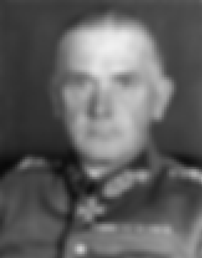 Werner von Blomberg is listed (or ranked) 4 on the list 9 Bizarre Nicknames the Nazis Used