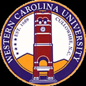 Western Carolina University is listed (or ranked) 9 on the list All SoCon Schools