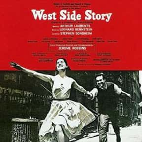 West Side Story is listed (or ranked) 23 on the list Stephen Sondheim Plays List