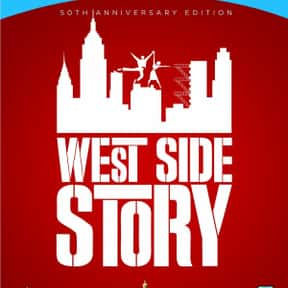 West Side Story is listed (or ranked) 4 on the list Every Oscar Winning Film Ever