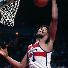 Wes Unseld is listed (or ranked) 13 on the list The Best NBA Centers of the 1980s