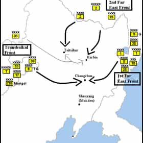 Soviet–Japanese War