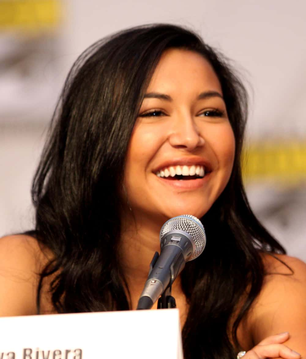 Naya Rivera is listed (or ranked) 1 on the list Famous People With Eating Disorders
