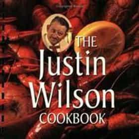 Justin Wilson Cook Book