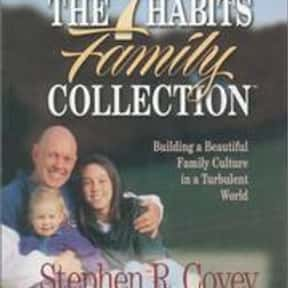 7 habits Family Collection is listed (or ranked) 15 on the list The Most Overrated Books of All Time