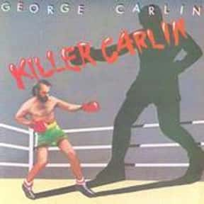 Killer Carlin is listed (or ranked) 9 on the list The Best George Carlin Books