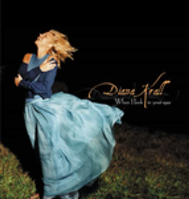 when i look in your eyes is listed or ranked 1 on the list - Diana Krall Christmas Songs