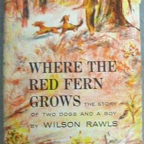 Where the Red Fern Grows is listed (or ranked) 3 on the list Good Books for 10 Year Olds