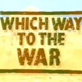 Which Way To The War is listed (or ranked) 15 on the list David Croft Shows and TV Series