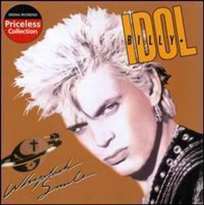 Whiplash Smile is listed (or ranked) 2 on the list The Best Billy Idol Albums of All Time