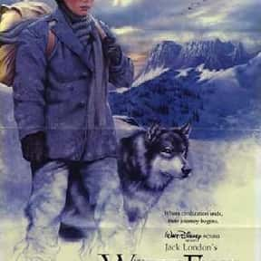 White Fang is listed (or ranked) 25 on the list The Best Dog Movies for Kids