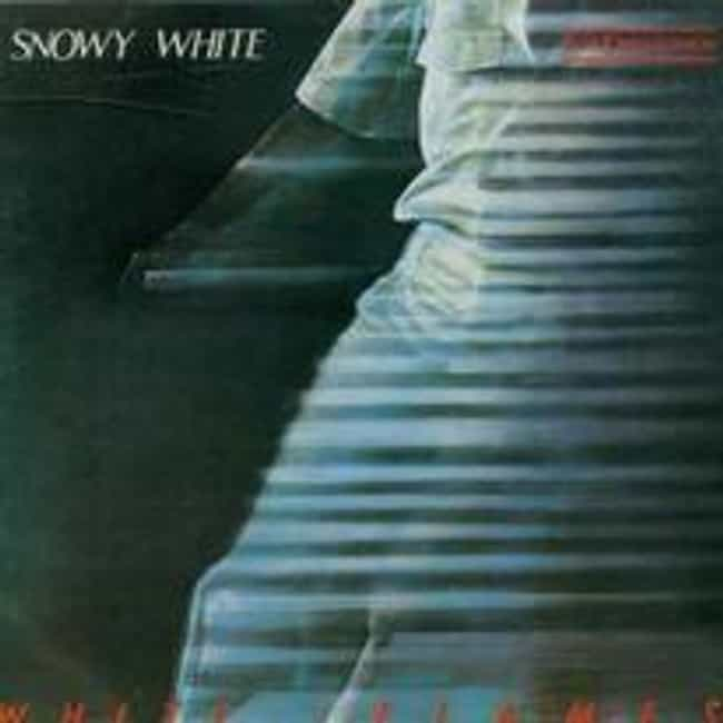White Flames is listed (or ranked) 1 on the list The Best Snowy White Albums of All Time