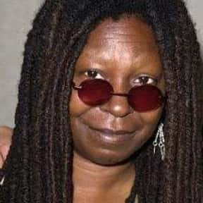Whoopi Goldberg is listed (or ranked) 5 on the list The Worst Oscar-Winning Actors Ever