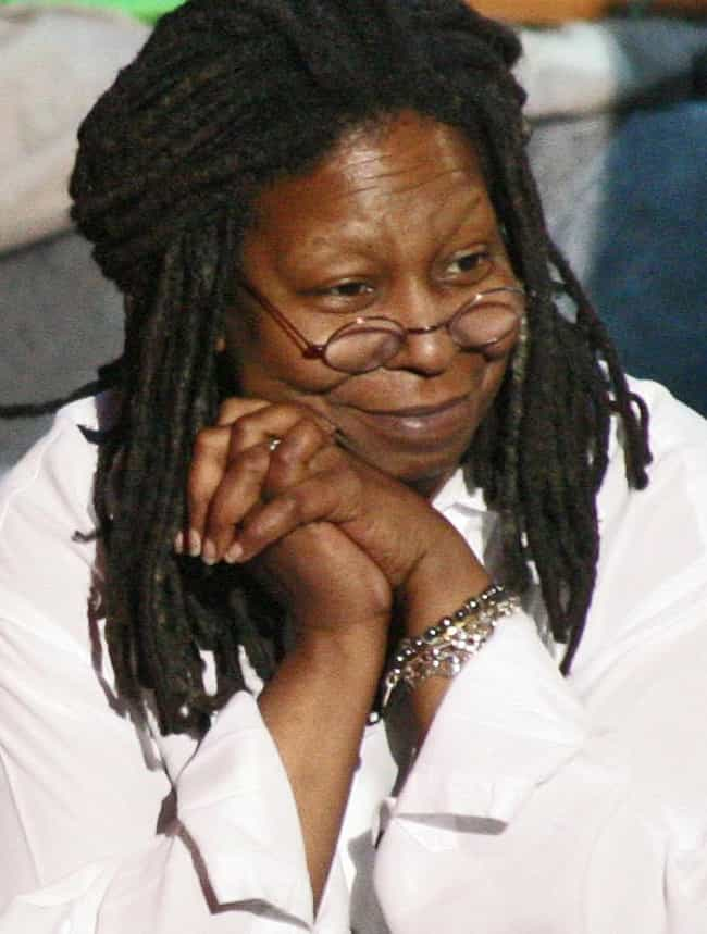 Whoopi Goldberg is listed (or ranked) 3 on the list Celebrities Who Had Abortions