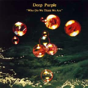 Who Do We Think We Are is listed (or ranked) 7 on the list The Best Deep Purple Albums of All Time