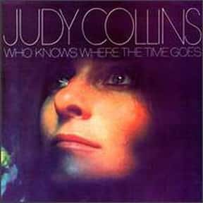 Who Knows Where the Times Goes is listed (or ranked) 3 on the list The Best Judy Collins Albums of All Time