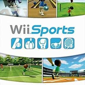 Wii Sports is listed (or ranked) 2 on the list All Wii Baseball Games, Ranked Best to Worst