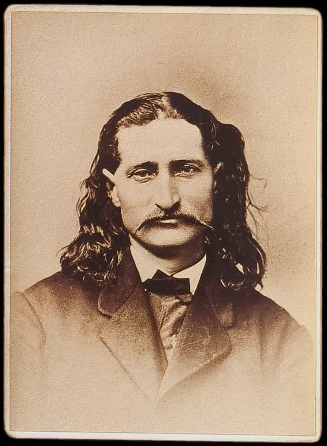 Wild Bill Hickok is listed (or ranked) 4 on the list Famous Male Gunslingers