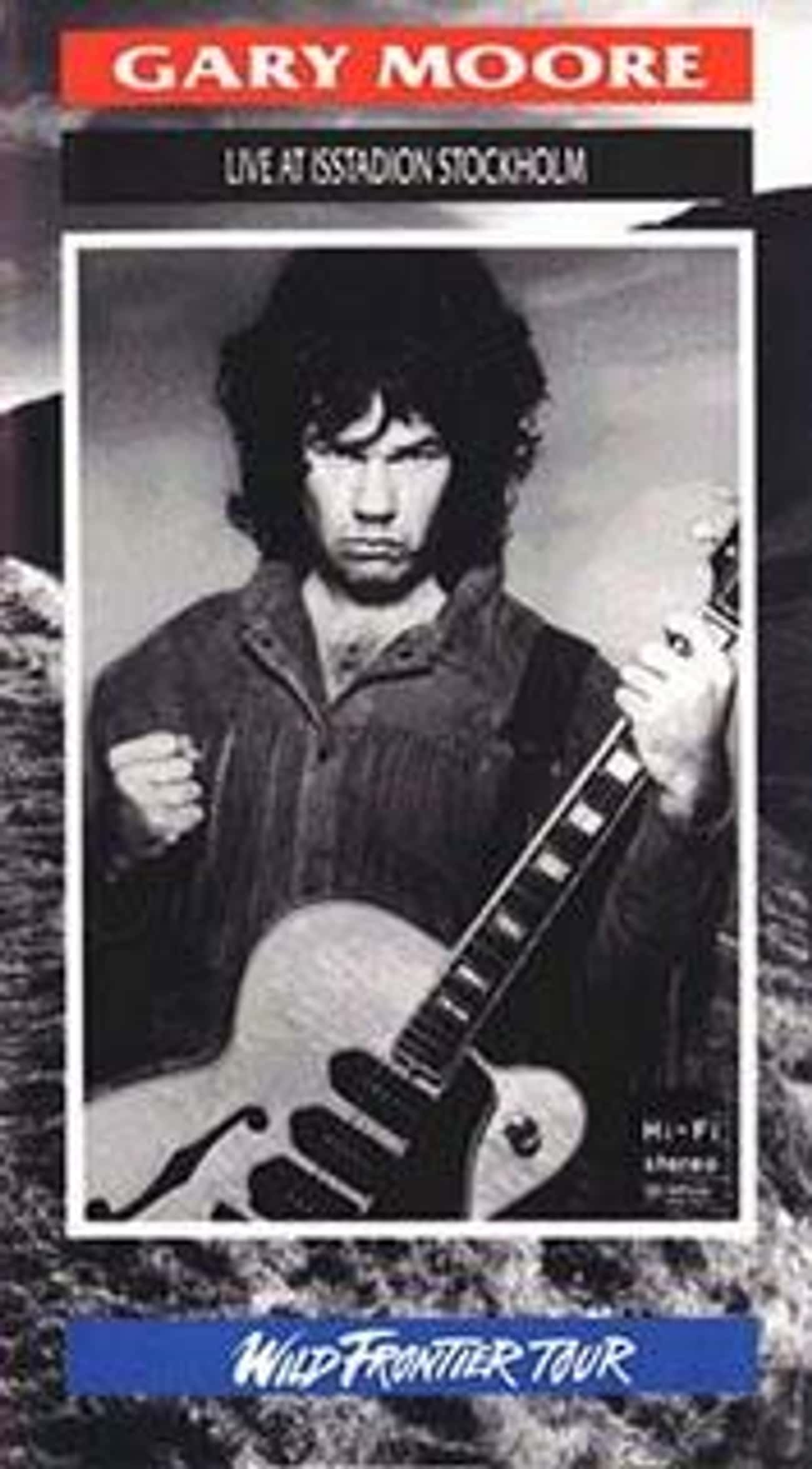 Wild Frontier is listed (or ranked) 3 on the list The Best Gary Moore Albums of All Time