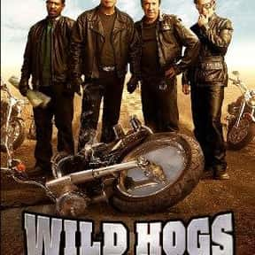 Wild Hogs is listed (or ranked) 12 on the list The Best Movies of 2007