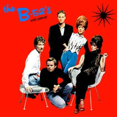 Wild Planet is listed (or ranked) 1 on the list The Best B-52's Albums of All Time