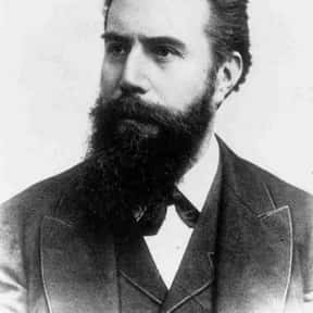 Wilhelm Röntgen is listed (or ranked) 10 on the list The Greatest Minds of All Time