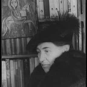Willa Cather is listed (or ranked) 22 on the list The Best Female Authors of All Time