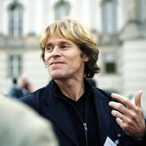 Willem Dafoe is listed (or ranked) 2 on the list Popular Film Actors from Italy