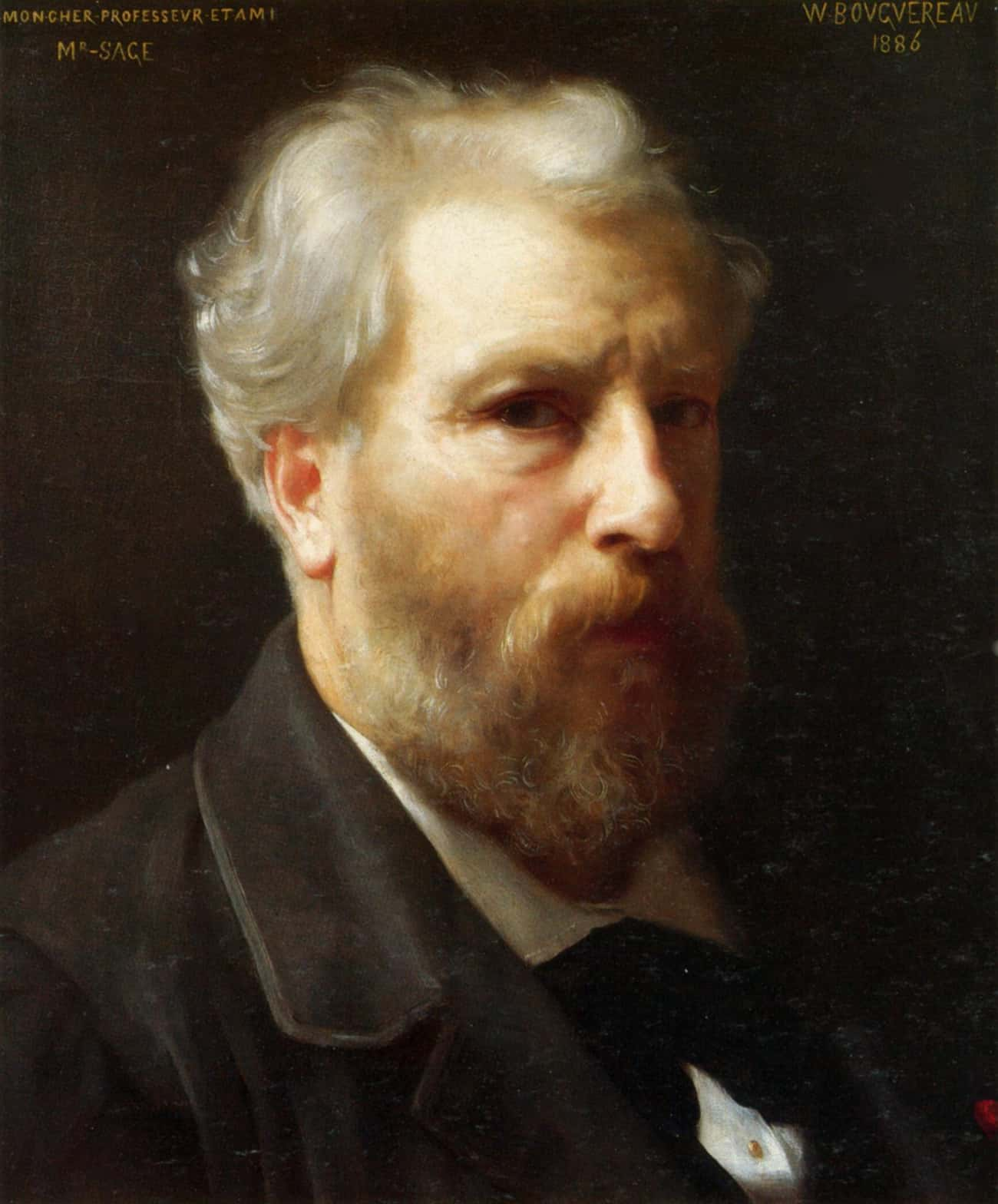 William-Adolphe Bouguereau is listed (or ranked) 3 on the list Famous Neoclassicism Artists