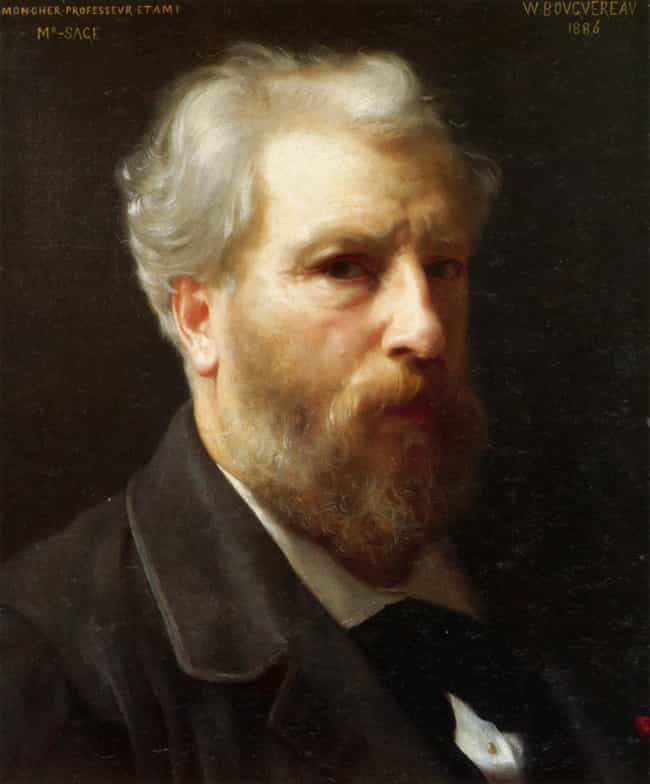 William-Adolphe Bouguere... is listed (or ranked) 3 on the list List of Famous Art Teachers