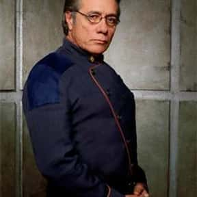 William Adama is listed (or ranked) 11 on the list Fictional Characters Named Bill