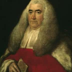 William Blackstone is listed (or ranked) 4 on the list Famous Judges from England
